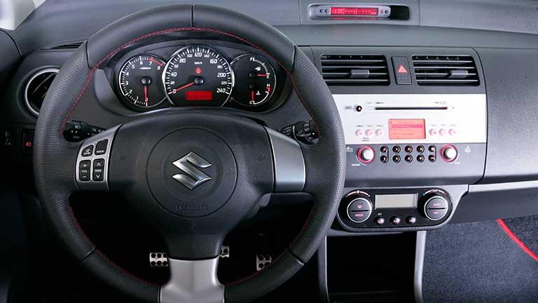 Suzuki Swift Sport gebraucht kaufen bei AutoScout24