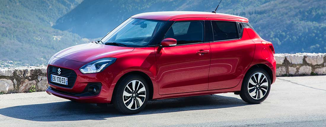 Suzuki swift infos preise alternativen autoscout24 for Mobel inserieren
