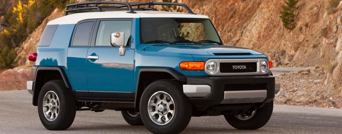 toyota fj cruiser infos preise alternativen autoscout24. Black Bedroom Furniture Sets. Home Design Ideas