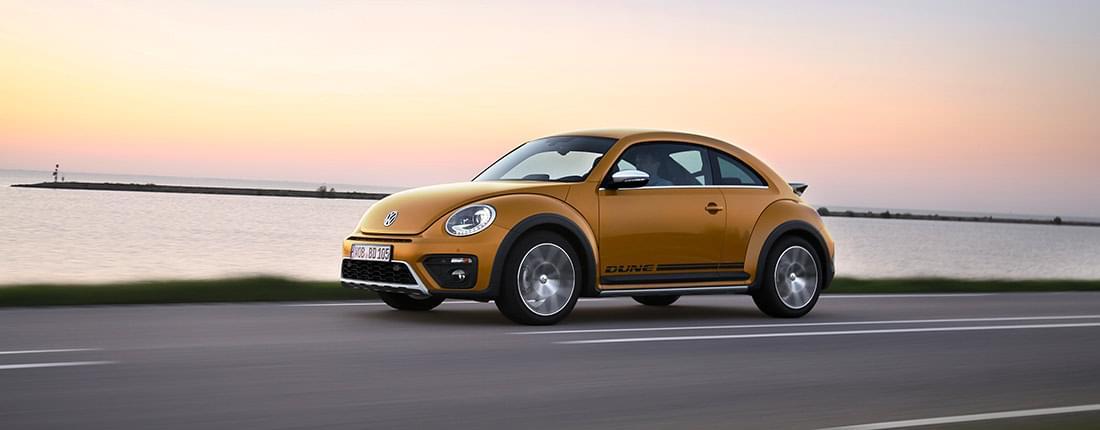 VW Beetle Exclusive