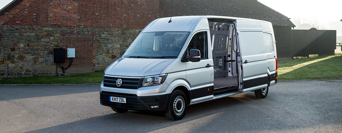 Vw Crafter Infos Preise Alternativen Autoscout24