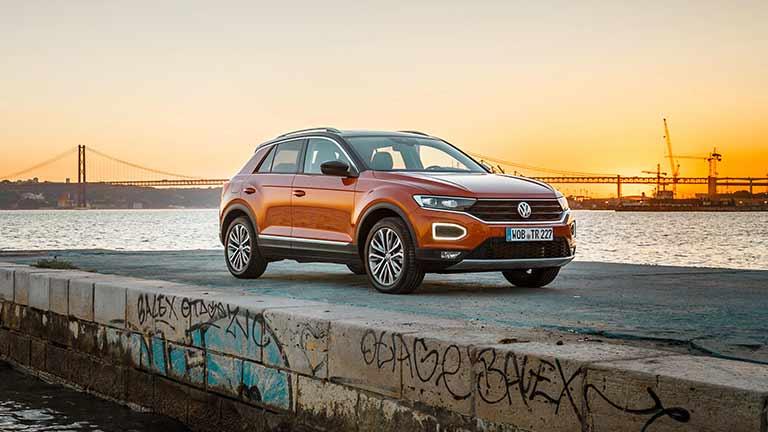 Volkswagen T Roc Gebraucht Kaufen Bei Autoscout24