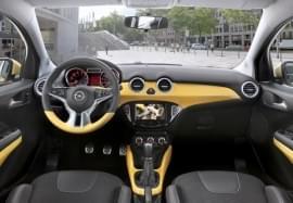 Opel Adam Armaturenbrett