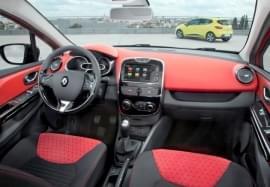 Renault Clio Innenansicht