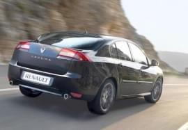 Renault Laguna Hinteransicht