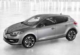 Renault Megane Seitenansicht