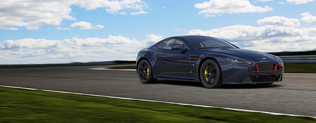 Herstellerzertifikat Aston Martin Timeless