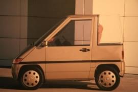 Studie NAFA von Mercedes-Benz