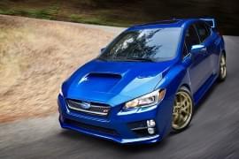 Subaru WRX STI Frontansicht