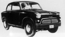 Suzuki Suzulight Vorderansicht