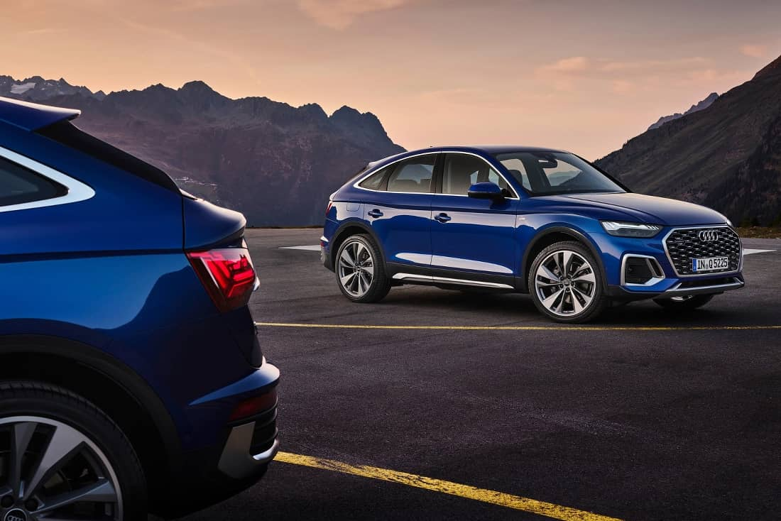 Audi Q5 And Sq5 Tdi Sportback A Question Of Lifestyle Siam Insight