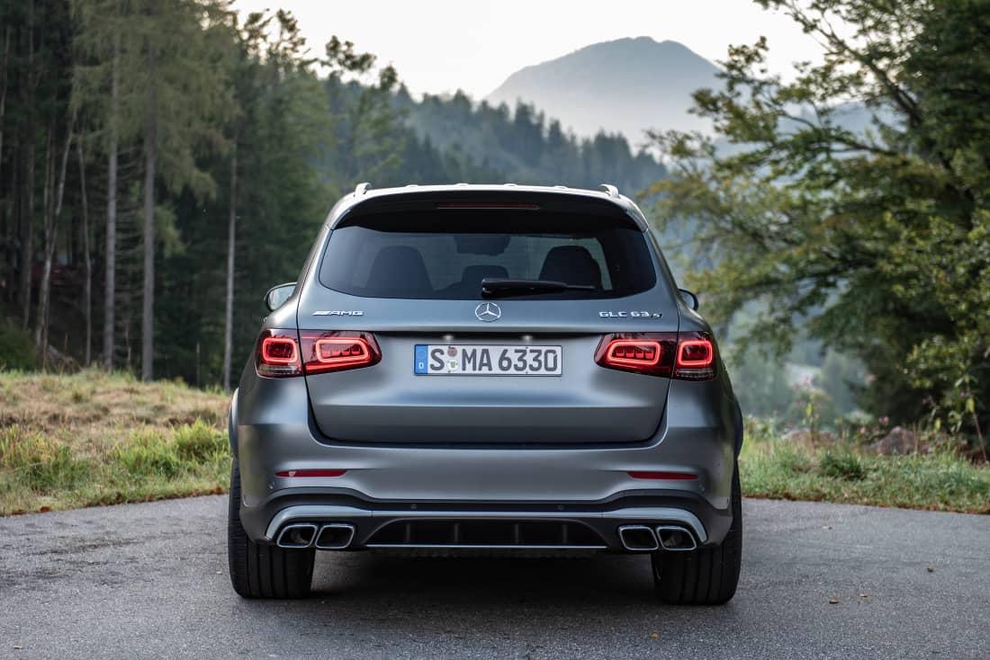 Mercedes-AMG-GLC63S-Rear