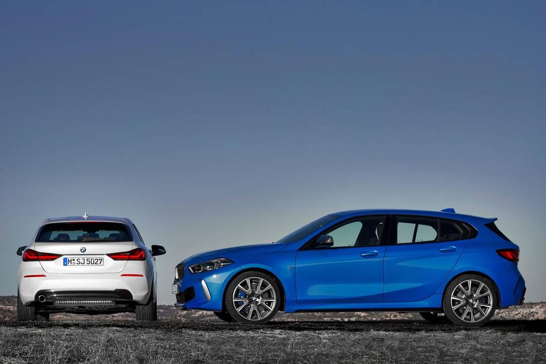 Der neue BMW 1er (2020) - AutoScout24