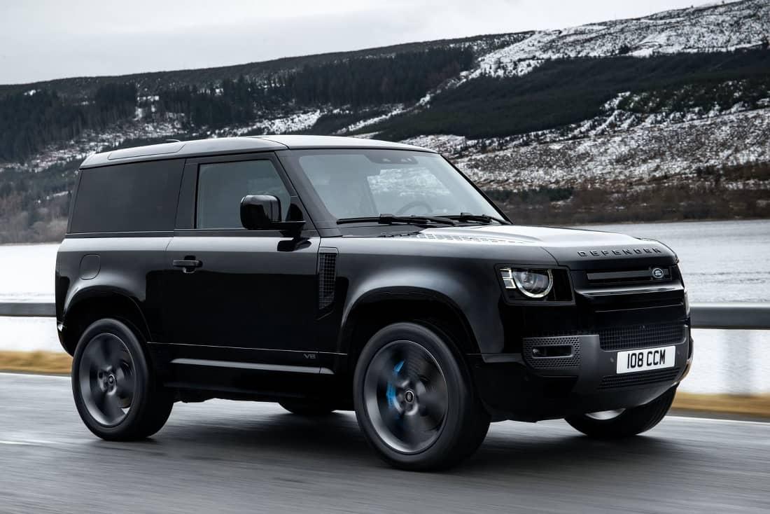 Land Rover Defender V8 Dynamic