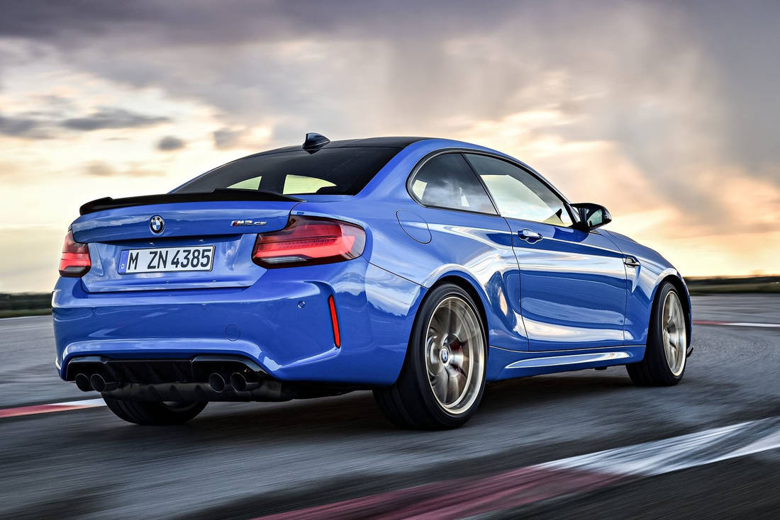BMW-M2-CS-Rear