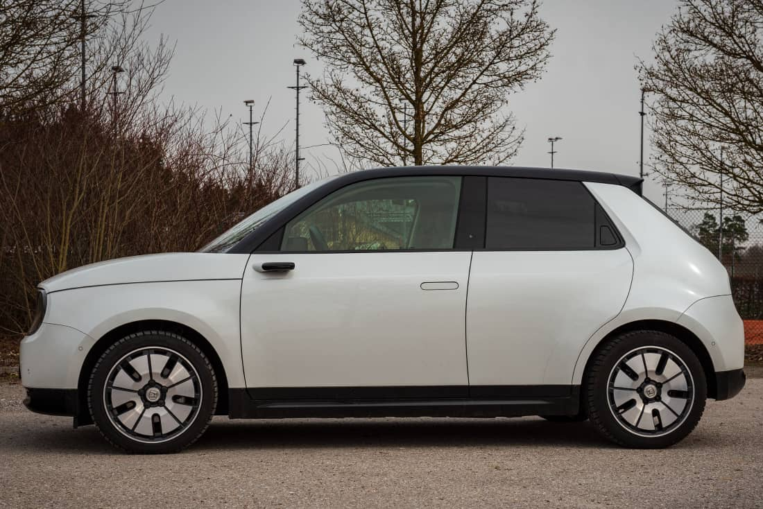 Honda-e-2021-Side