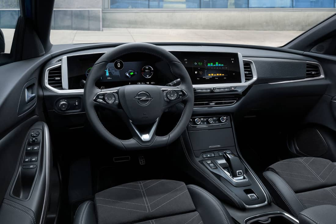 Opel Grandland 2022 interior