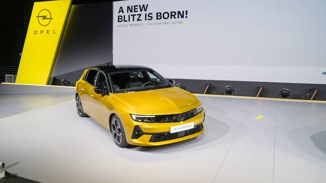 Opel Astra - Erster Test, Marktstart, Preise - AutoScout24