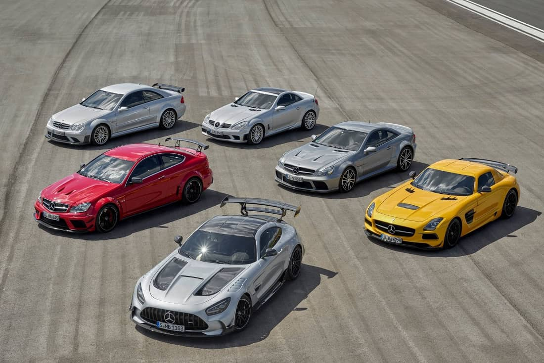 Mercedes-AMG-GT-Black-Series-Family