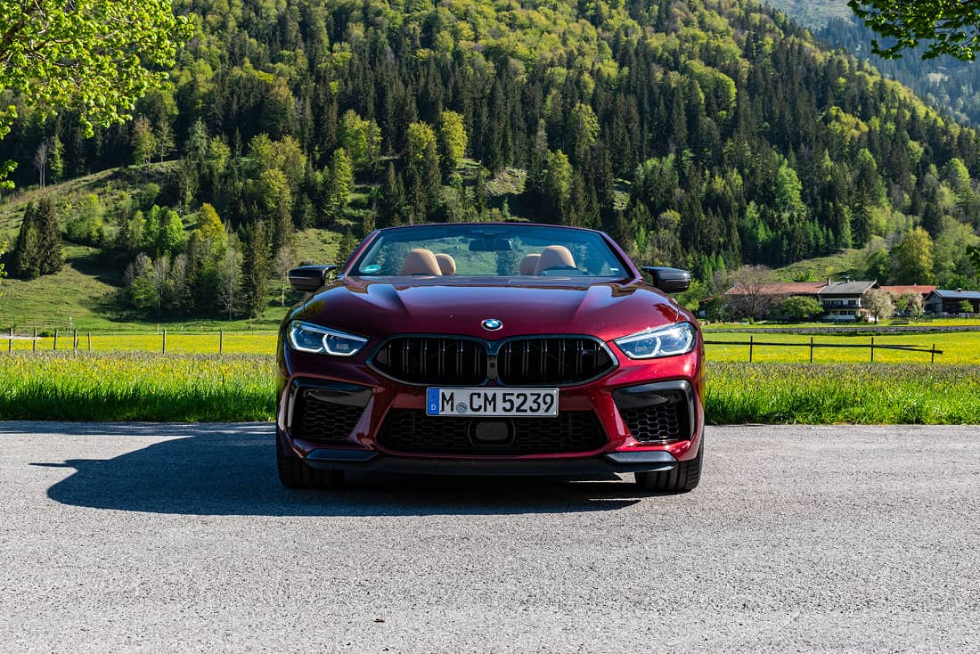 BMW-M8-Competition-Cabrio-Front