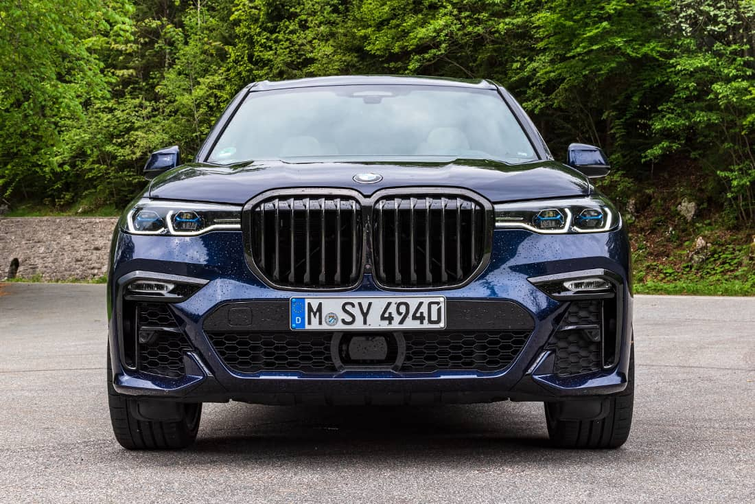 2020 BMW X7 Suv Redesign