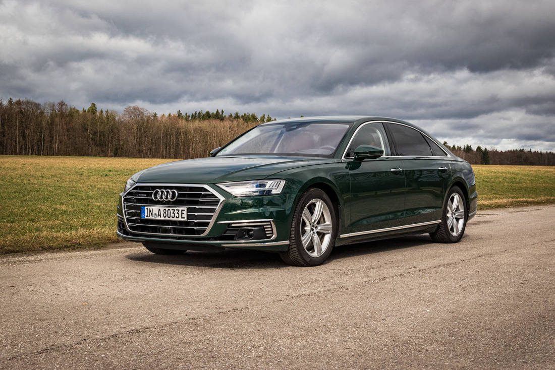 2020 Audi A8 Performance and New Engine