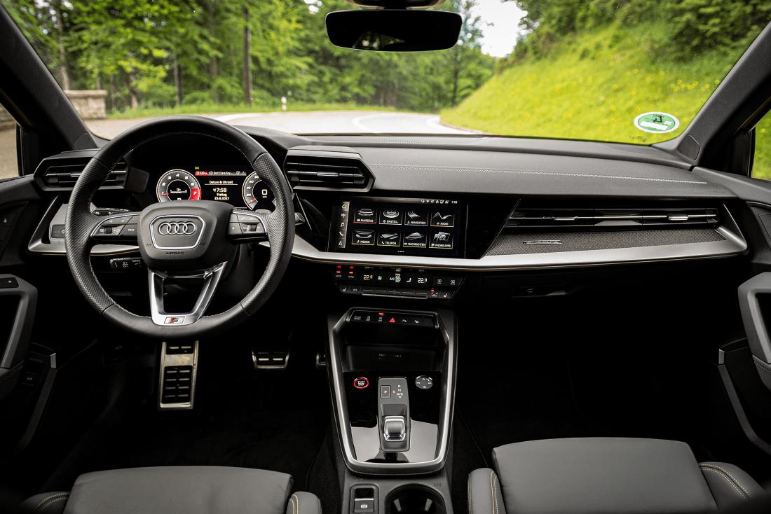 Audi-S3-Sportback-2021-interior