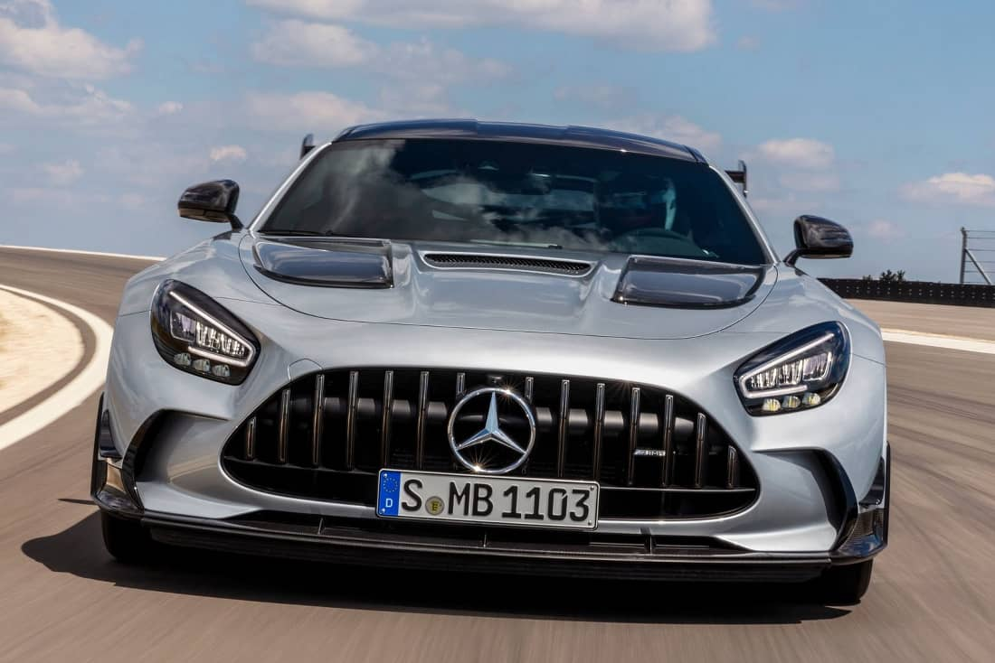 Mercedes-AMG-GT-Black-Series-Front