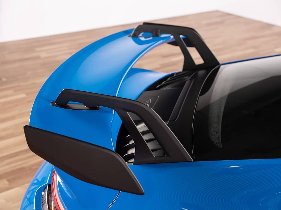Porsche GT3 wing