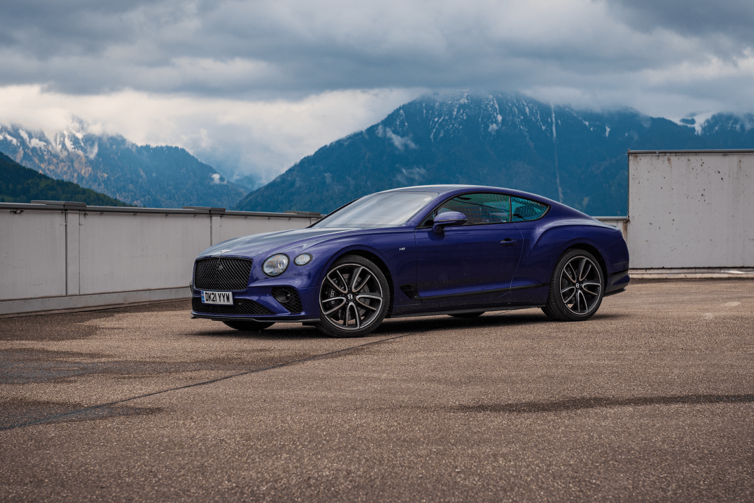 Bentley Continental GT V8 - Test, Fahrbericht, Review