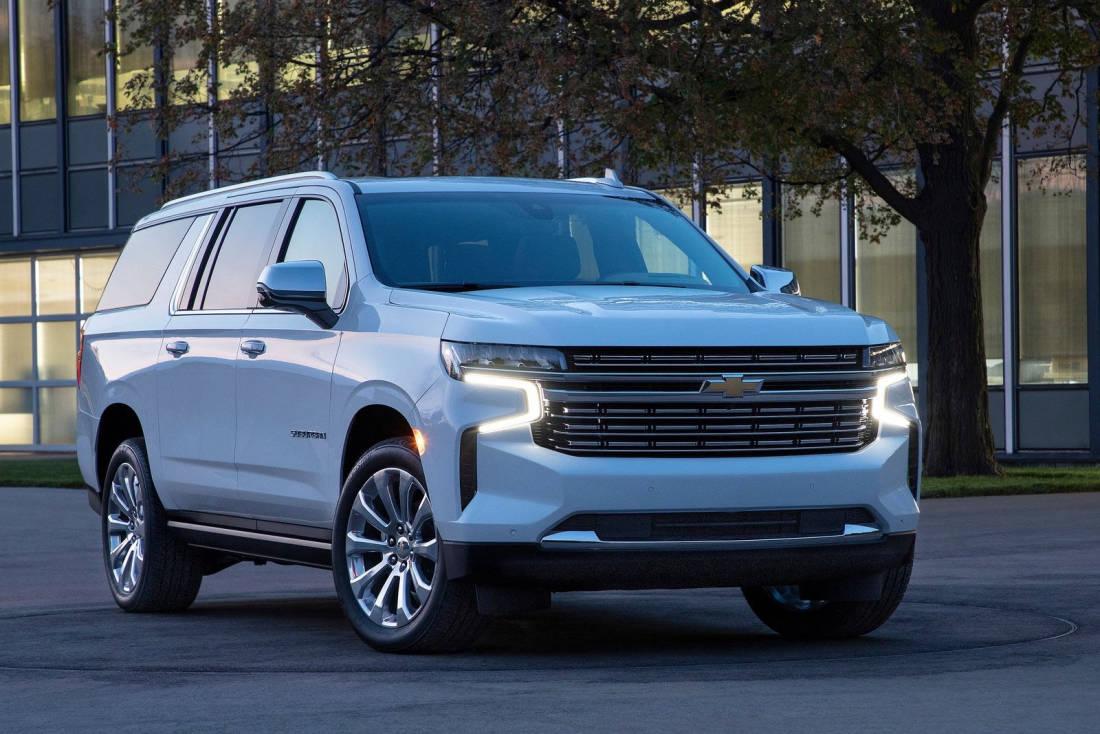 2020 Chevrolet Suburban New Review