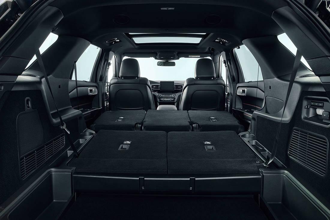Der Neue Ford Explorer 2020 In Der Vorschau Autoscout24