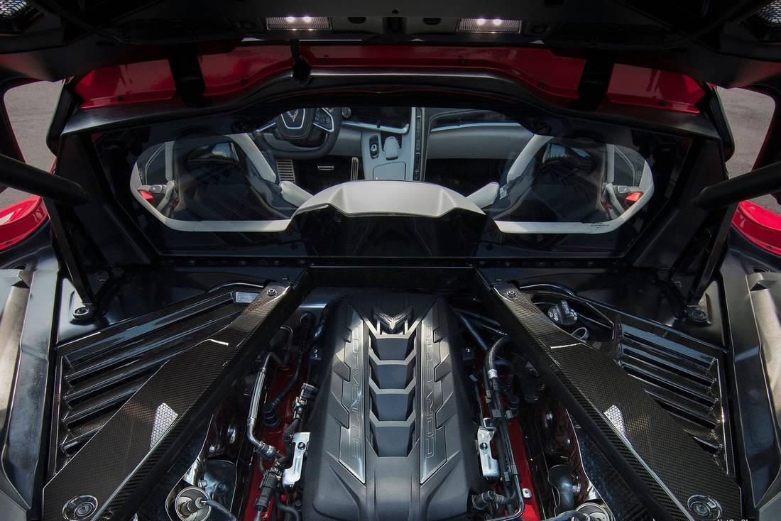 Vorstellung Chevrolet Corvette C8 Stingray 2020 Autoscout24