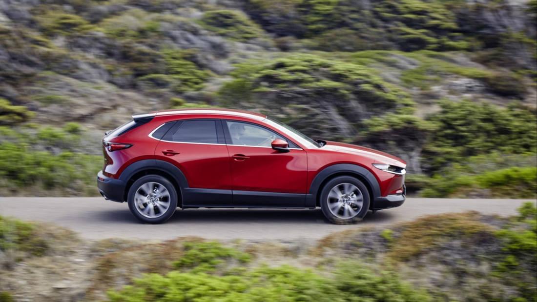 Listino Mazda CX-30 prezzo - scheda tecnica - consumi ...