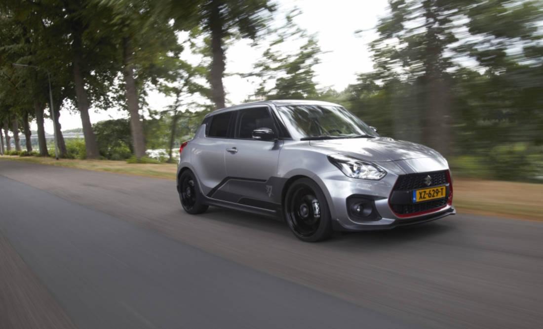 Eerste review: Suzuki Swift Sport Katana (2019) - AutoScout24
