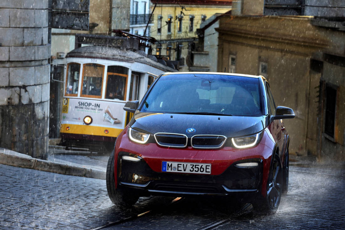 BMW i3s Front 1