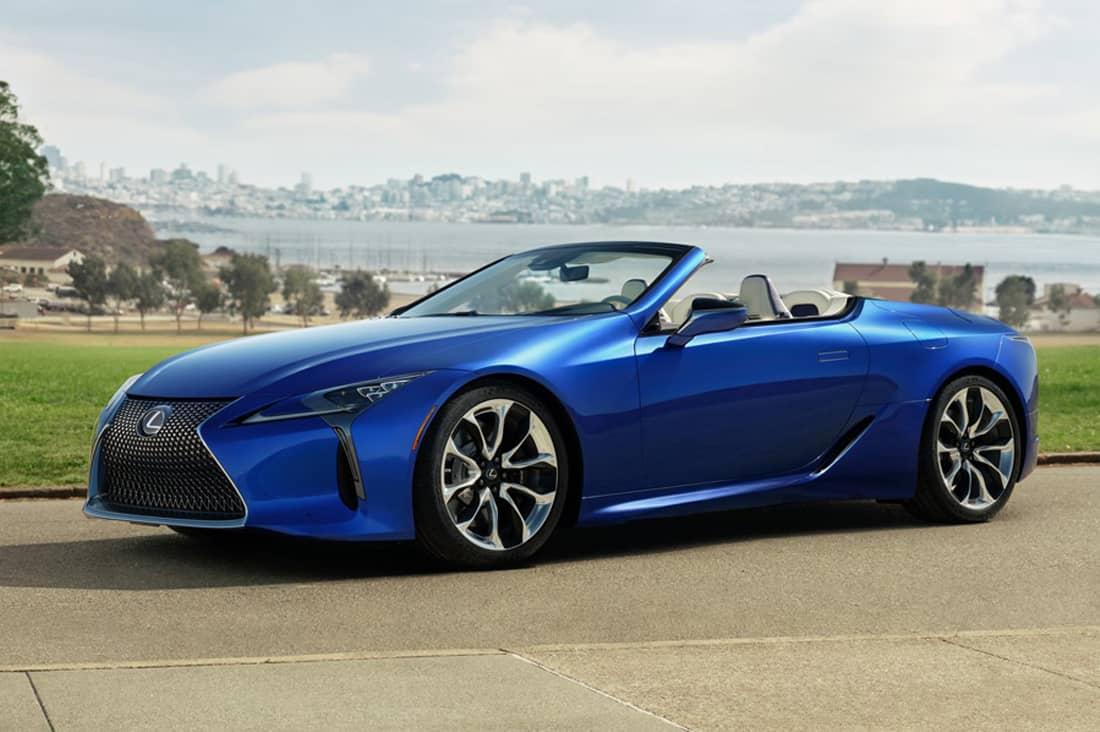 2021 Lexus Lf Lc Price