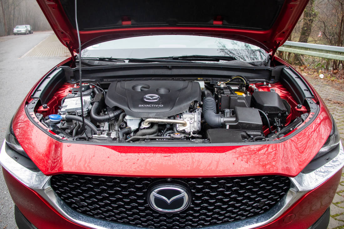 Mazda CX-30 Engine 5