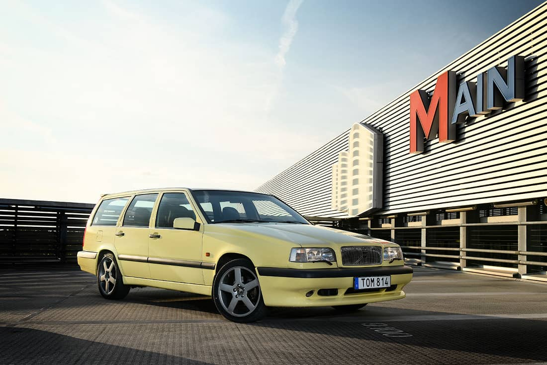 Volvo 850 T5R Front-Side