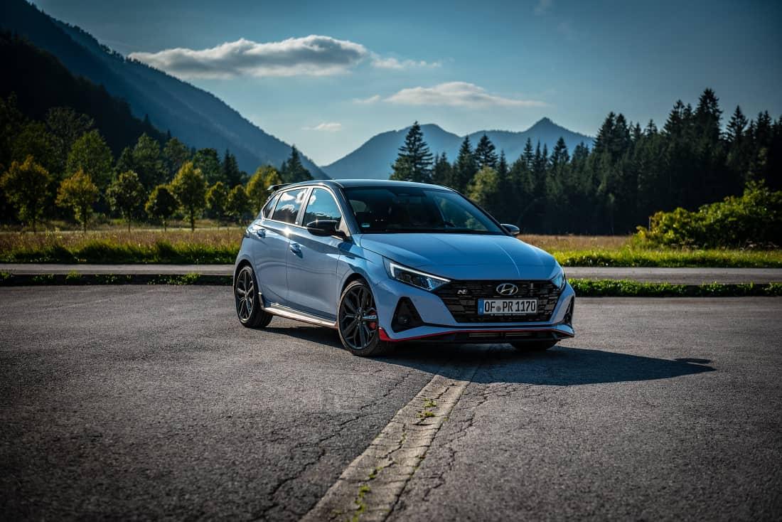 Fahrbericht Hyundai i20 N Performance - AutoScout24