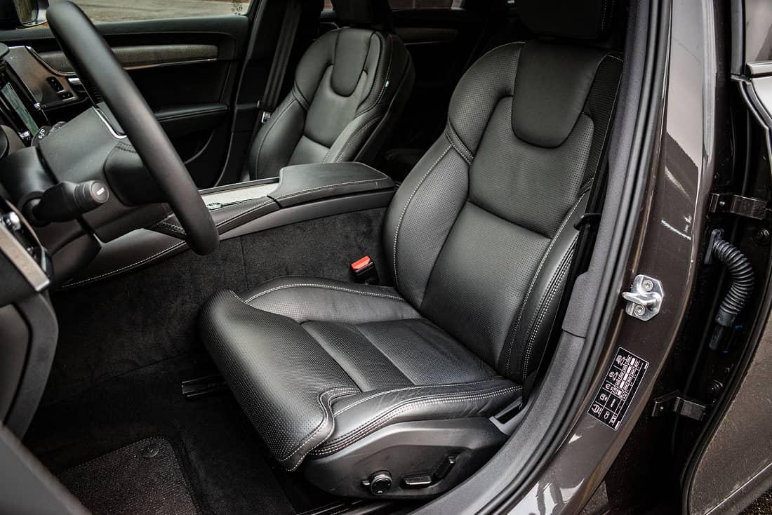 Volvo V90 cross-country seats