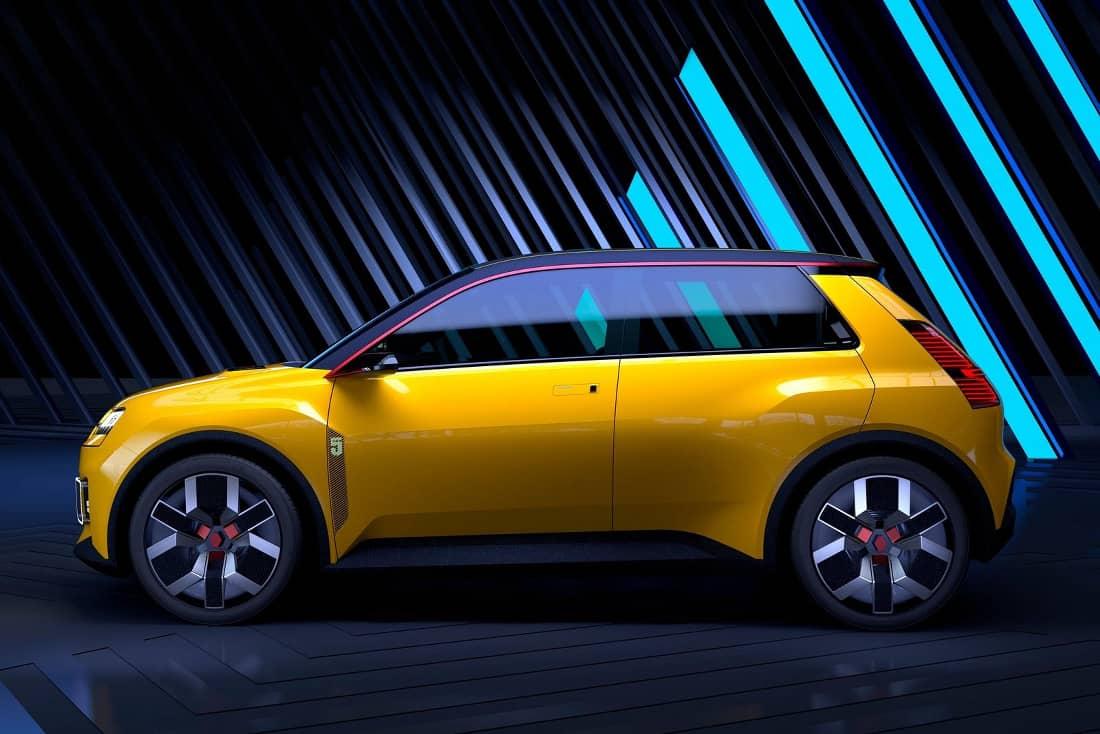 Renault-5-Concept-Side