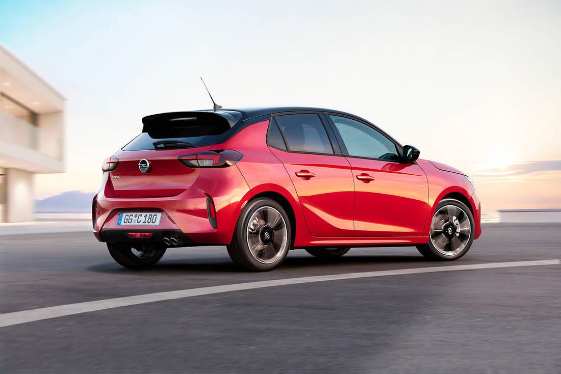 2020 Opel Corsa Specs
