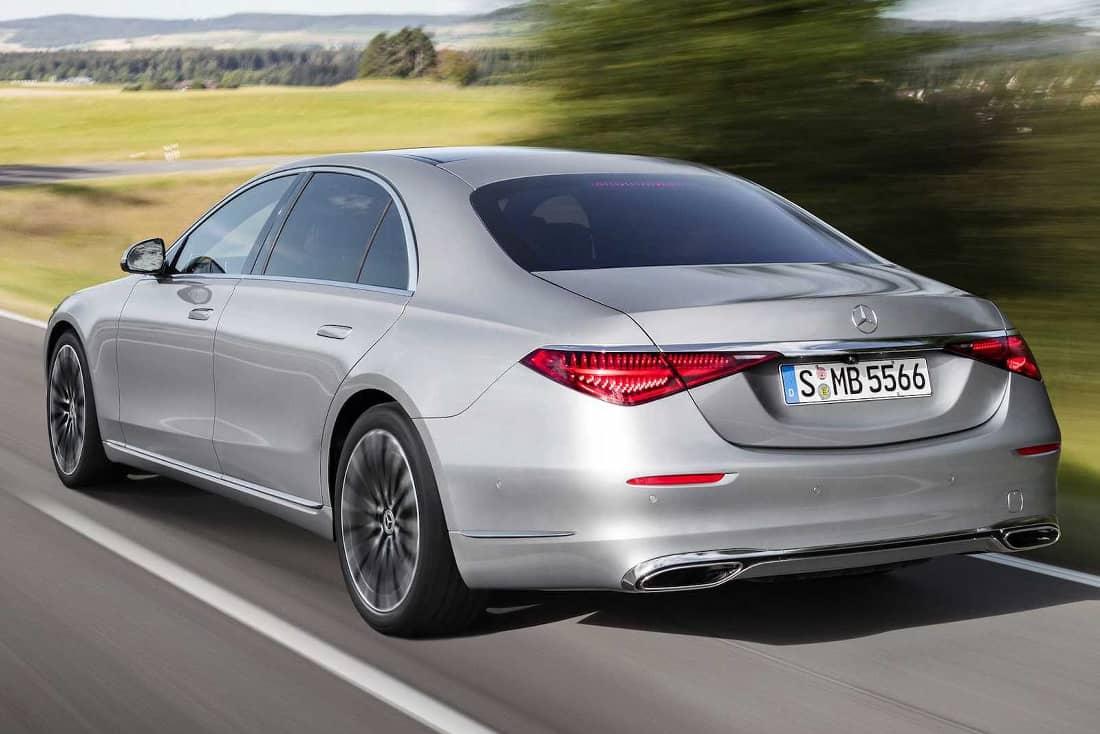 Mercedes-Benz S-Klasse (2021) - Daten, Fakten, Preise ...