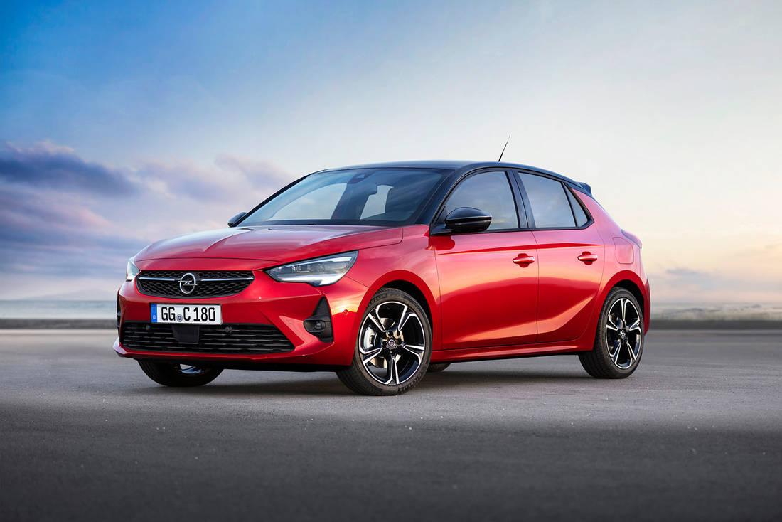2020 Opel Corsa Model