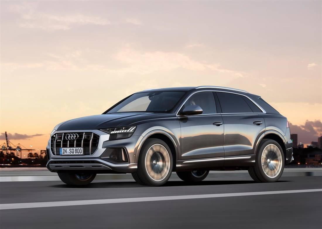 Kekurangan Audi Gamma Tangguh