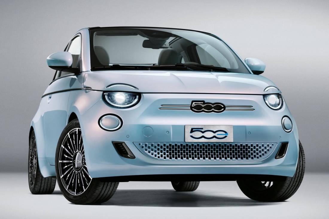 Vorstellung New Fiat 500 Elektro (2020) - AutoScout24