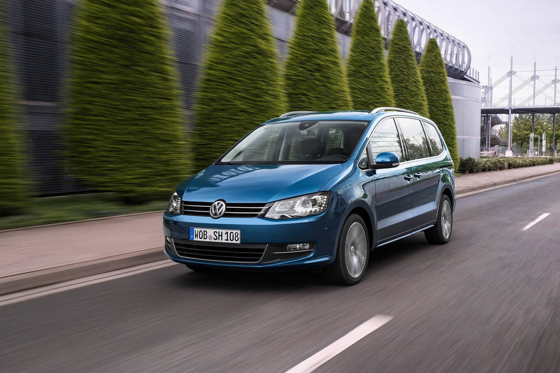 2021 VW Sharan Overview