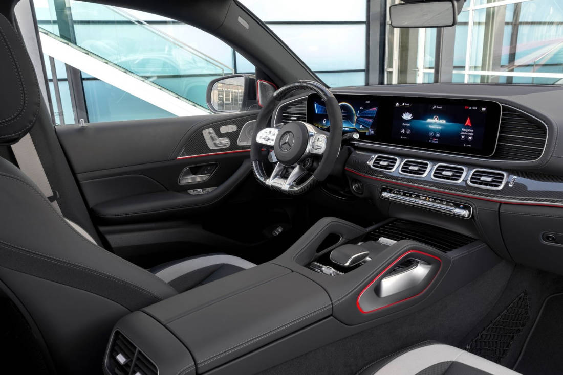Mercedes-AMG-GLE-63-Interieur
