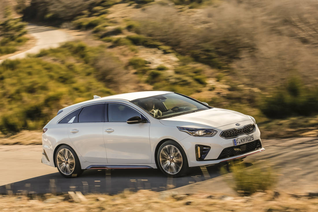 Kia ProCeed GT MJ19 073
